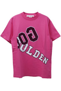 GOLDEN GOOSE DELUXE BRAND 【NEW YEAR SALE -40%OFF (12/30〜)】折り返しロゴTシャツ【18AW】