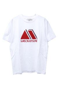 MAISON KITSUNÉ 【NEW YEAR SALE - 30%OFF (12/30〜)】トライアングルTシャツ【18AW】