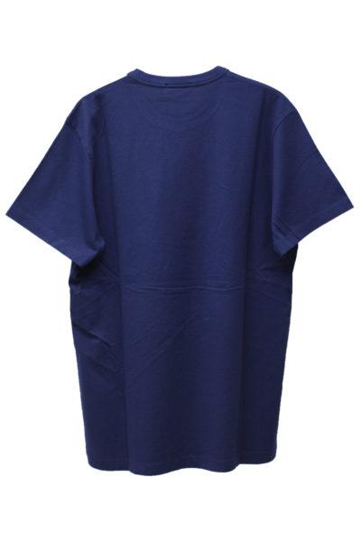 MAISON KITSUNÉ トリコロールFOXフラッグTシャツ【18AW】