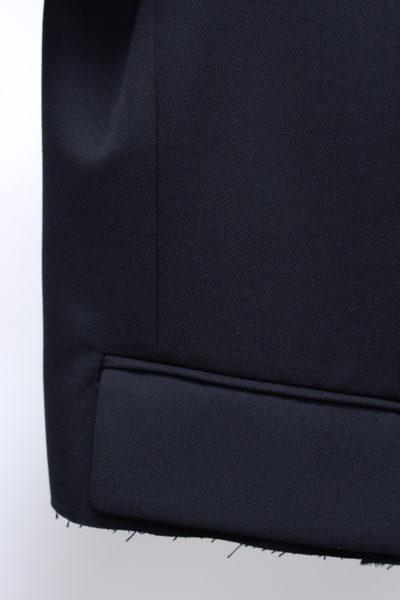 MM6 MAISON MARGIELA ウールMIXショートテーラードジャケット【18AW】