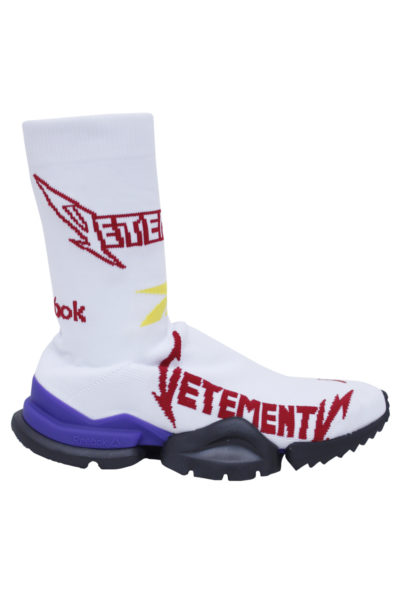 VETEMENTS 【NEW YEAR SALE - 50%OFF (12/30〜)】×Reebok ソックスブーツ [18AW]