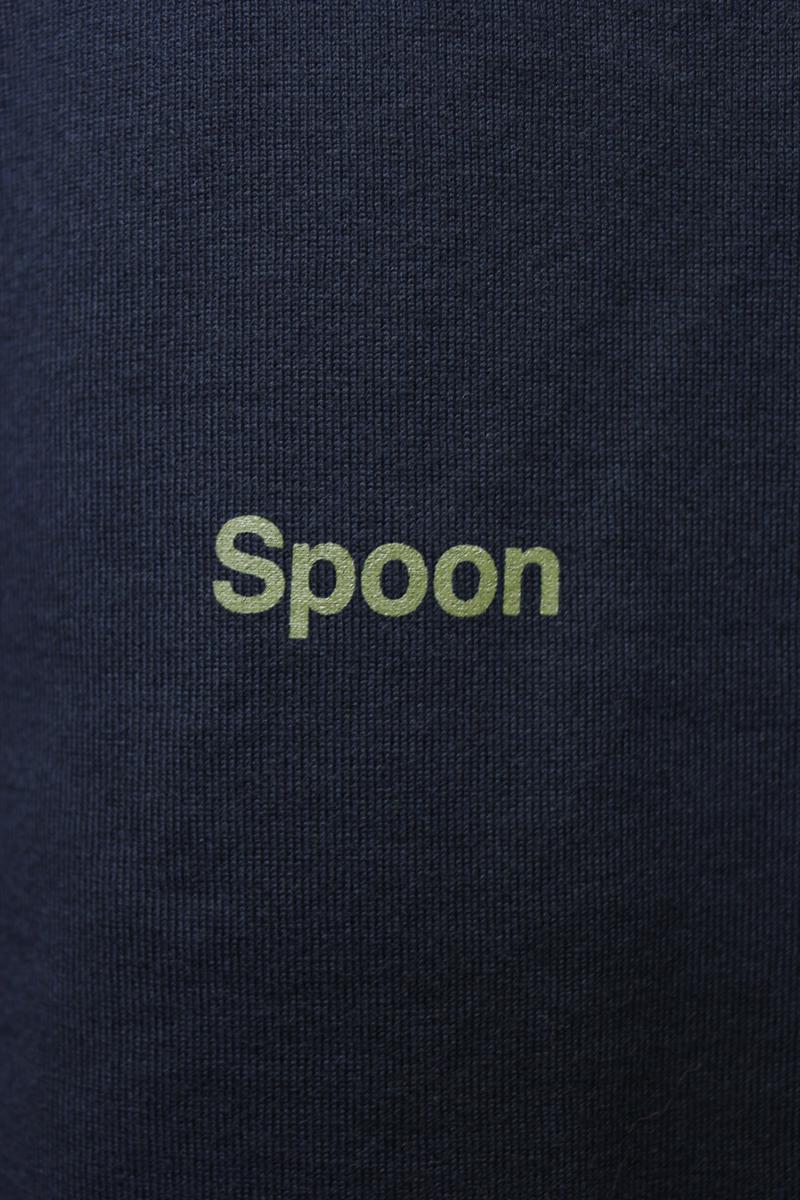 SEASONING SEASONING ロゴTシャツ