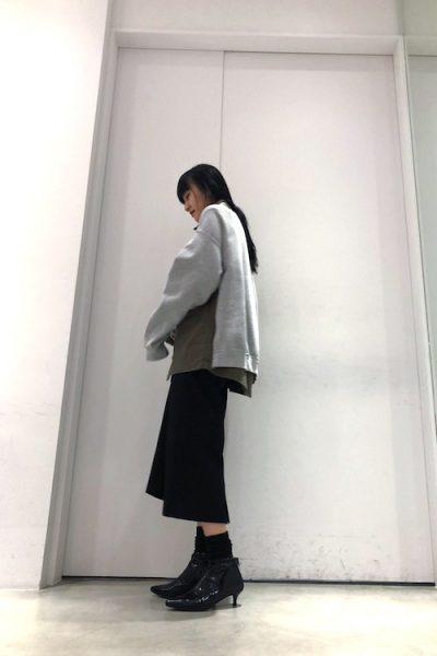 HARVEY FAIRCLOTH 【NEW YEAR SALE - 40%OFF (12/30〜)】ミリタリー切替ジャケット【18AW】