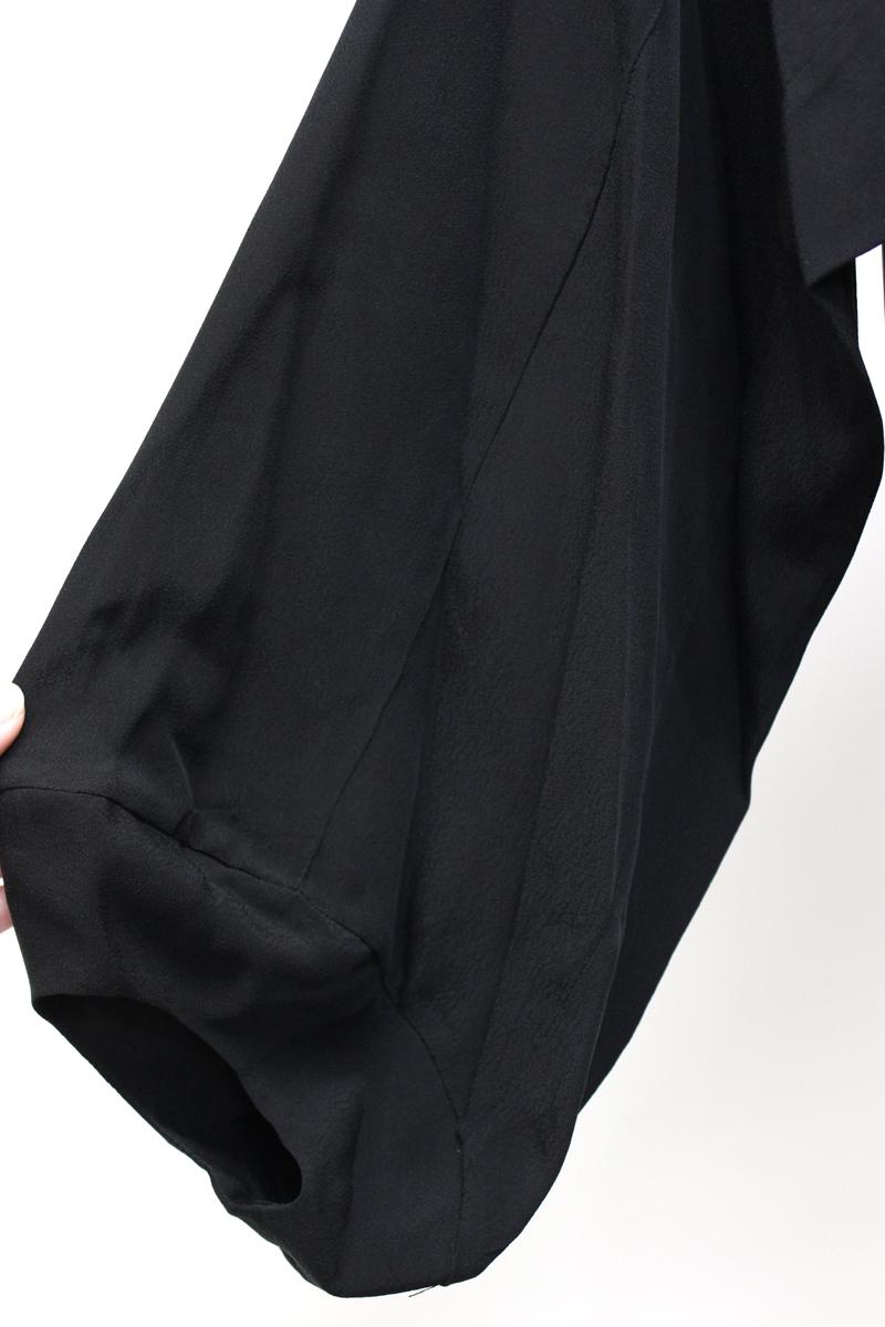 ISABEL MARANT ETOILE 【40%OFF】キュプラ裾絞りボートネックブラウス