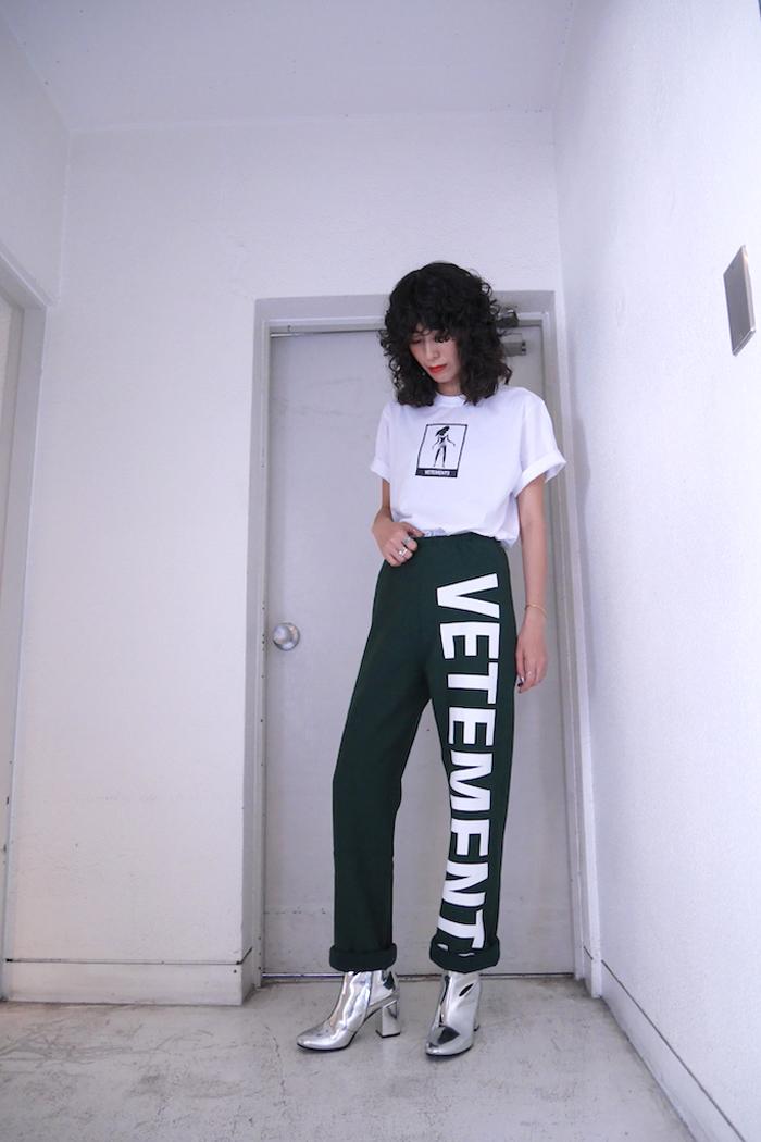 VETEMENTS HOROSCOPE Tシャツ VIRGO