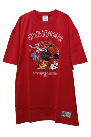 VETEMENTS CARTOON Tシャツ【19SS】