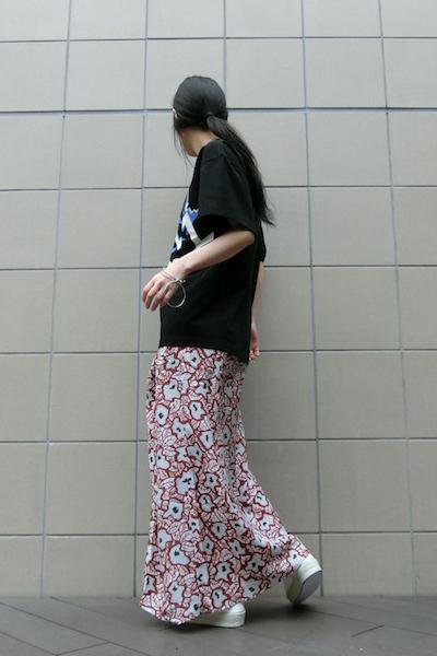 Christian Wijnants 花柄ロングスカート【19SS】