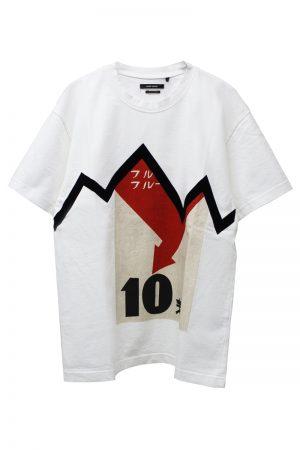 ISABEL MARANT フロントプリントワイドTシャツ [19SS]