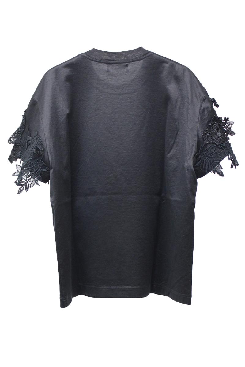 kolor 半袖レースTシャツ【19SS】