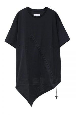MAISON MARGIELA ドローストリングデザインTシャツ [19SS]