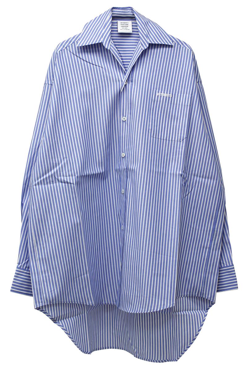 コットンスモールカラーシャツ  (WOMEN'S) [19SS]
