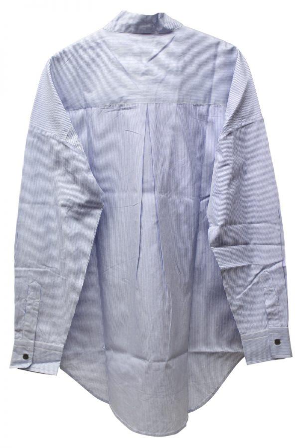 QUEENE and BELLE 【40%OFF】ストライプボウタイシャツ