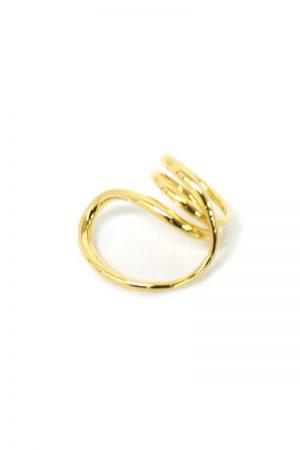 Charlotte Chesnais ROUND TRIPリング(GOLD)