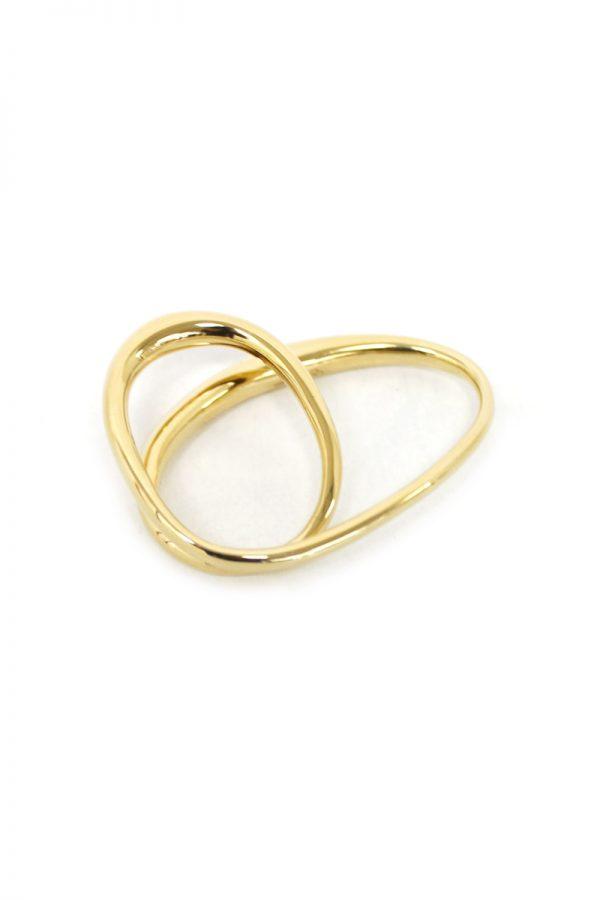 Charlotte Chesnais HEARTリング(GOLD)