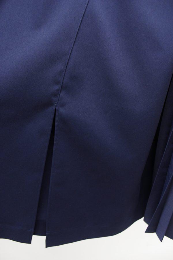 CLEANA バックプリーツ切替スカート【19SS】