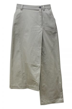 CLEANA 【40%OFF】コットンスカートパンツ【19SS】