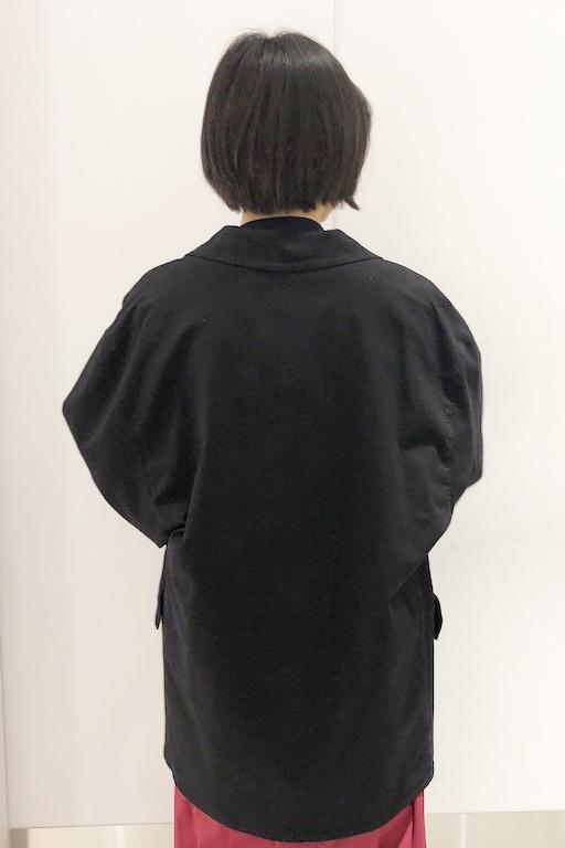 HACHE ワイドジャケット【19SS】