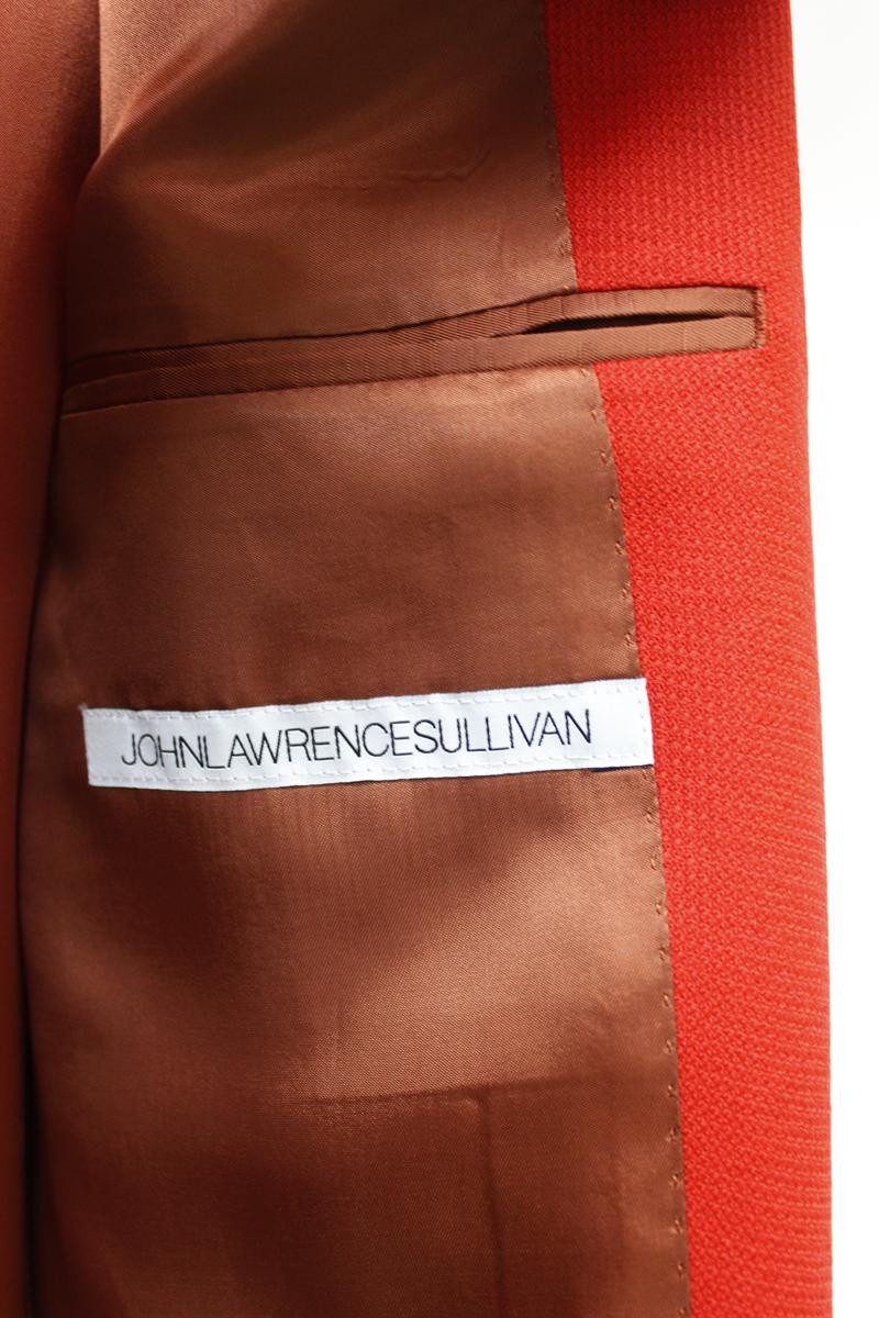 JOHN LAWRENCE SULLIVAN 【50%OFF】ダブルブレストコート【19SS】
