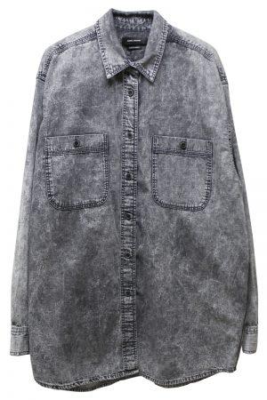 ISABEL MARANT デニムオーバーシャツ [19SS]