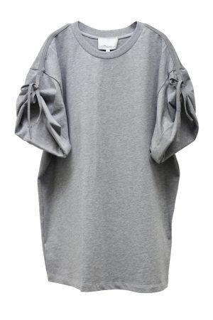 3.1 PHILLIP LIM tieスリーブTシャツ【19SS】