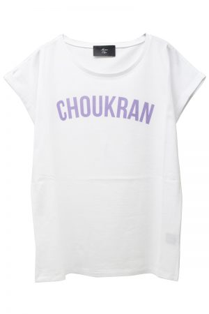 MAISON Olga CHOUKRAN Tシャツ【19SS】