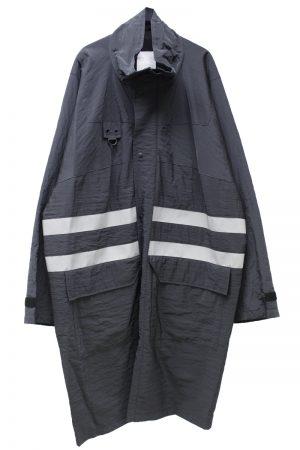 STAND ALONE ダブルラインオーバーコート【19SS】