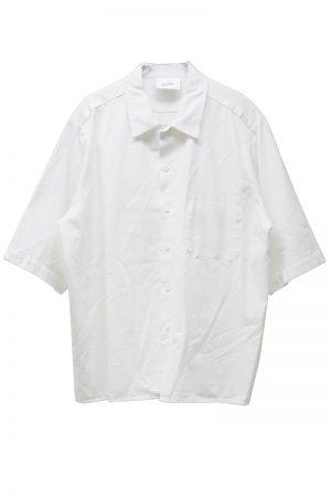 STAND ALONE 胸ポケットオーバーシャツ【19SS】
