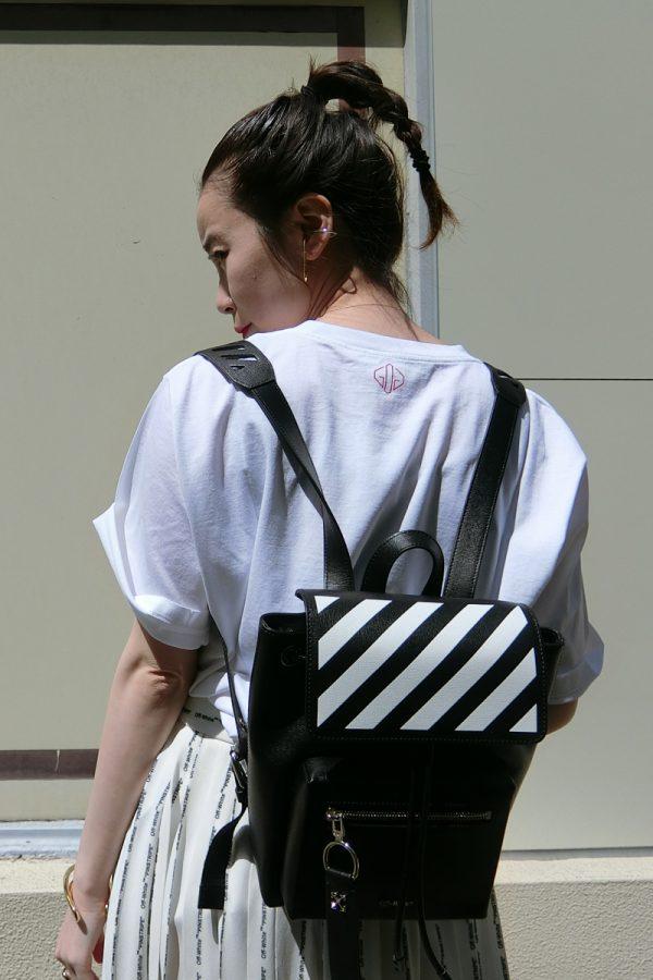 OFF-WHITE ミニバッグパック【19SS】