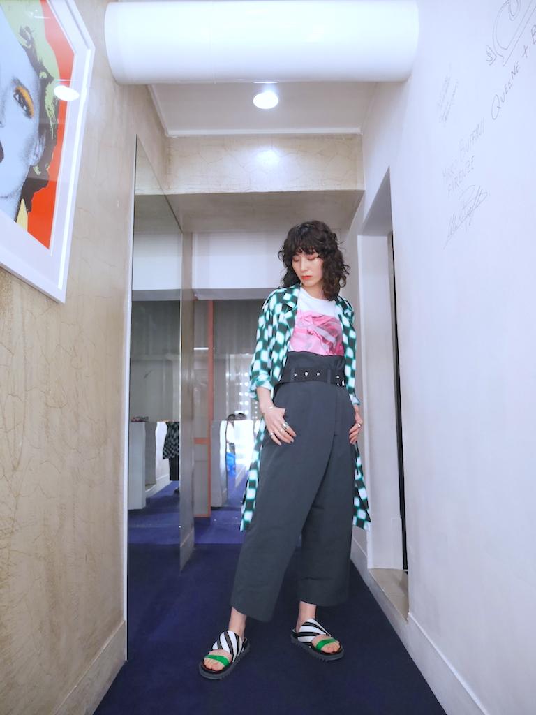 DRIESの羽織り〜〜!