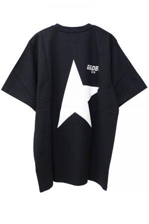 GOLDEN GOOSE DELUXE BRAND バックスタープリントTシャツ【19SS】