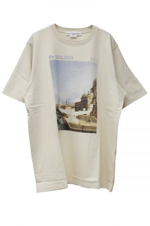 GOLDEN GOOSE DELUXE BRAND フォトプリントTシャツ【19SS】