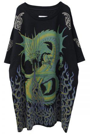 MM6 MAISON MARGIELA ドラゴンTシャツ【19SS】