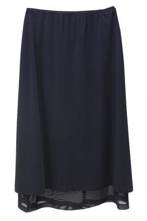 MM6 MAISON MARGIELA レイヤードスカート【19SS】