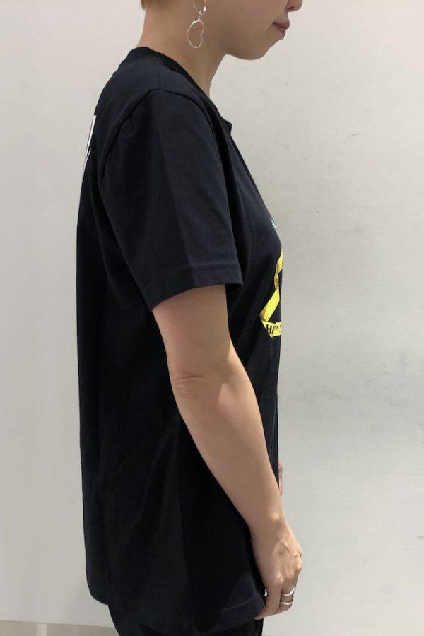 OFF-WHITE KATIE Tシャツ(BLACK)【19SS】