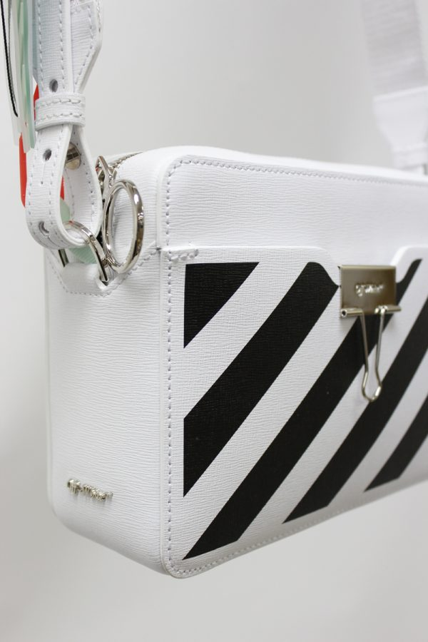 OFF-WHITE Diagベルトバッグ【19SS】