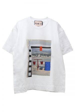 PLAN C フォトプリントTシャツ [19SS]