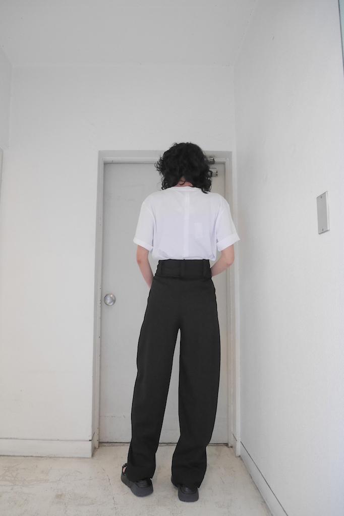 STELLA McCARTNEY 【50%OFF】センタージップパンツ【19SS】