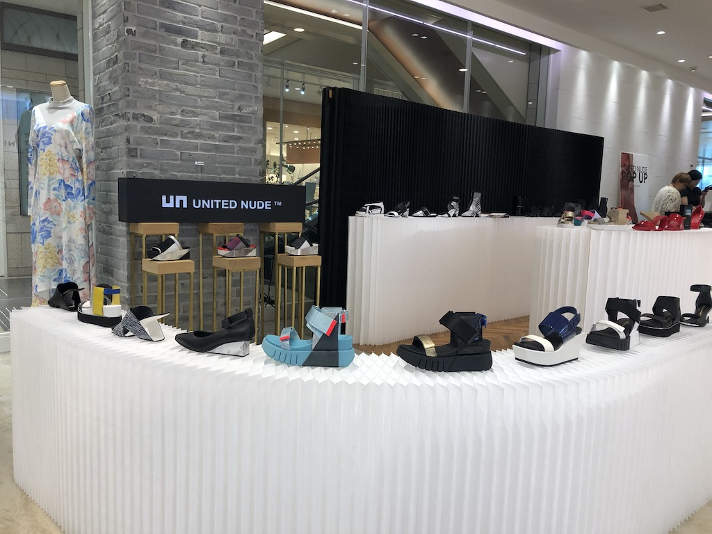 UNITED NUDE POP UP!!!