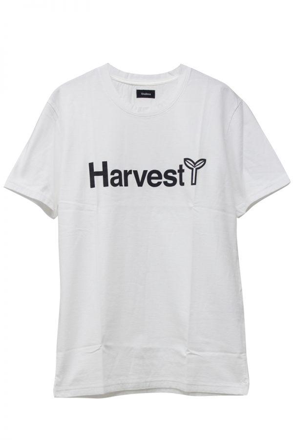 Useless プリントTシャツ(Harvest)