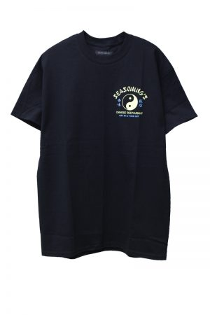 SEASONING 【20%OFF】CHINESE Tシャツ【19SS】
