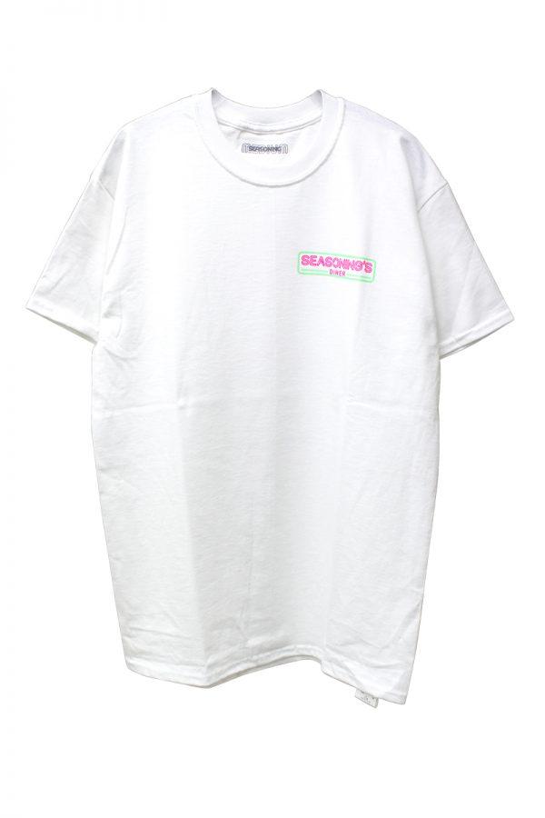 SEASONING DINER Tシャツ【19SS】