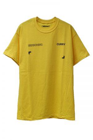 SEASONING ロゴプリントカラーTシャツ【19SS】