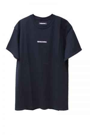 SEASONING 【50%OFF】SEASONING ロゴTシャツ