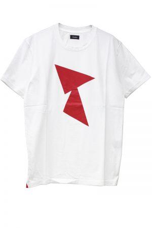 Useless プリントTシャツ(トライアングル)
