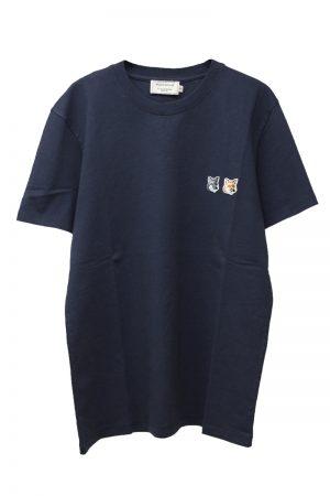 MAISON KITSUNÉ ダブルFOX Tシャツ【19SS】