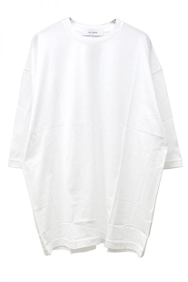 lot lamb オーバーサイズTシャツ【19SS】