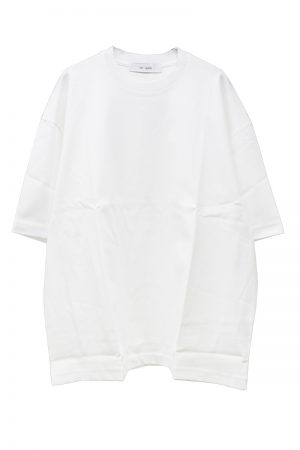 lot lamb 【40%OFF】リブネックビッグTシャツ【19SS】