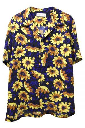 MARCOMONDE 【30%OFF】花柄オープンカラーシャツ [19SS]