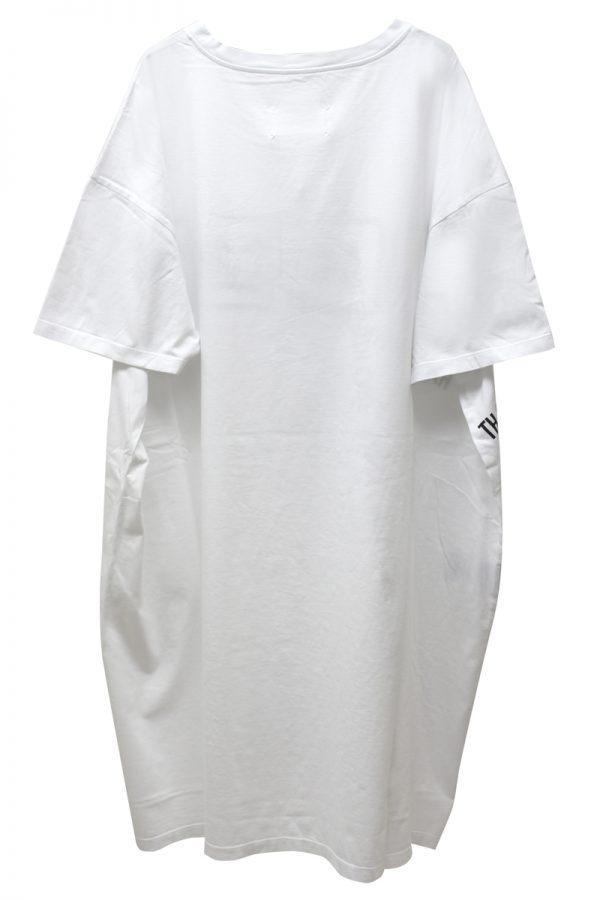MAISON MARGIELA プリントオーバーTシャツ [19SS]