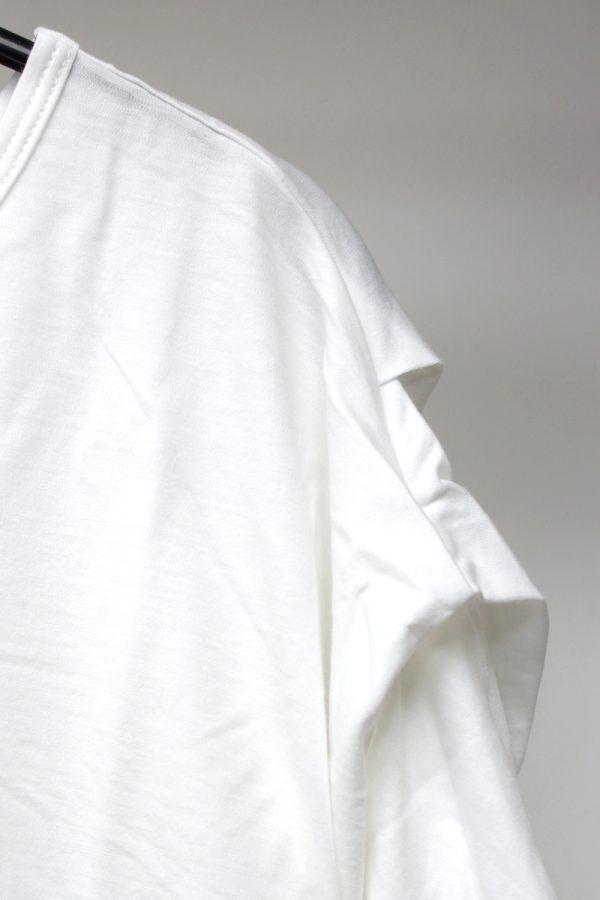 M/M ATTACHMENT 【40%OFF 】VネックタックTシャツ